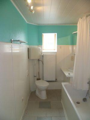 Badezimmer Wohnung 2. OG
