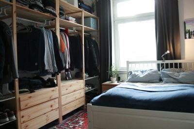 2-Zimmer Altbauwohnung in Nordend-West