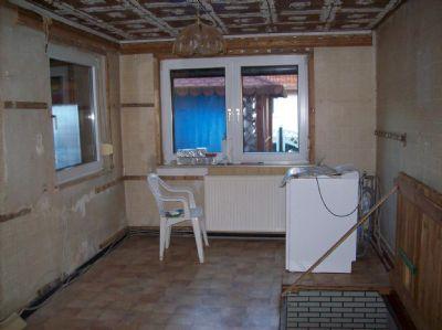 Bereich für eine Küche