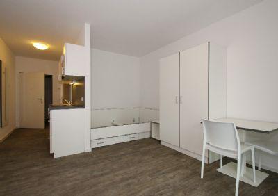 Foto Beispiel-Apartment (hier mit Möblierung)
