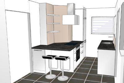 Küchenvorschlag Firma SOKOL in 91353 Hausen
