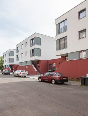 Moderne Stadthäuser- Referenz