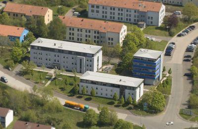 Luftbild Gründer- und Mittelstandszentrum 1 und 1a
