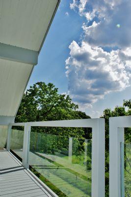 Oberer Balkon...