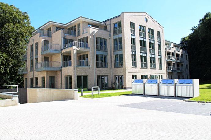 Exklusive 2-Zimmer-Wohnung mit Balkon und PKW-Stellplatz
