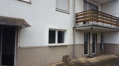 Terrasse - Blick richtung Haus