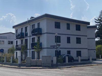 Erstbezug: stilvolle 3-Zimmer-Wohnung mit Balkon in Offenbach am Main (Rosenhöhe)