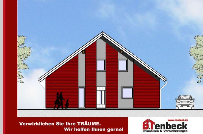 +++Neubau   Einfamilienhaus   In Borken Burlo! Ruhige Lage, Freistehend,  Modern U0026 Hell!+++ Einfamilienhaus Borken (2J33X4E)
