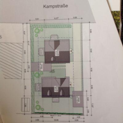 Bild 4 Lageplan Kampstraße