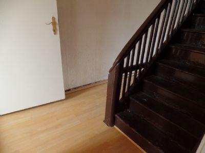 Flur u Treppe im Obergeschoß ...