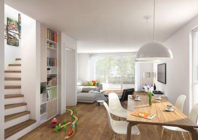 Moderne Doppelhaushälfte mit attraktiver Ausstattung!