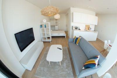 erstbezug m bliertes wohnen im friends 9 stock hell u modern vollausstattung tolle. Black Bedroom Furniture Sets. Home Design Ideas