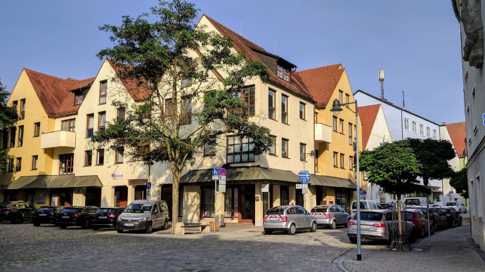 Top Appartment inmitten der Altstadt - möbliert