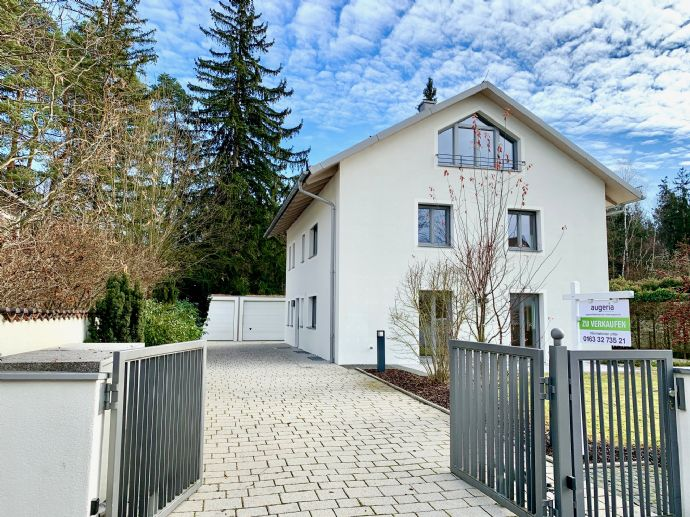Freistehendes EFH - MUC Waldperlach, Top-Lage am Waldrand, ruhig und sonnig, großes Grundstück