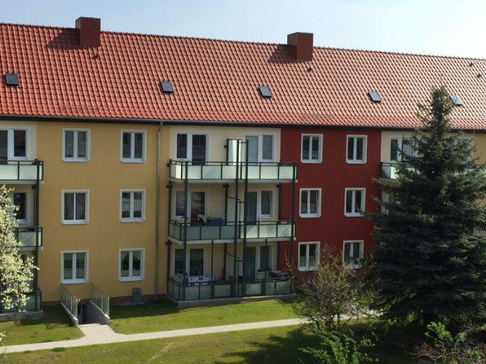 2-Raumwohnung auch mit Stellplatz in Magdeburg Fermersleben