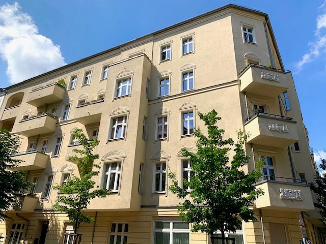 Ruhepol: Großzügige & helle 1-Zi.-Wohnung im wachsenden Mauerparkkiez