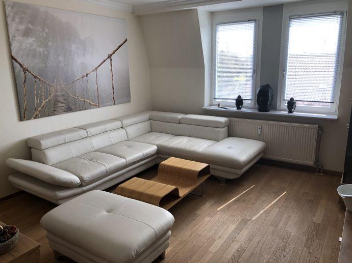wunderschöne Maisonette -Wohnung, Dachterr., gehoben möbliert, Kurz- oder Langzeitnutzung (auch: WOHNEN AUF ZEIT)