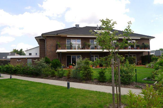 ADENDORF Hochwertige 3 -4 Zimmer-Wohnung mit großen Balkon und gehobener Ausstattung
