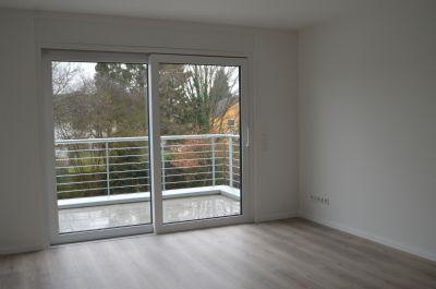 Neubau-Erstbezug, 2 Zimmer, EBK, Balkon, D-Wersten