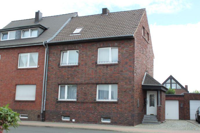 Gepflegte Doppelhaushälfte im Zentrum von Geilenkirchen!