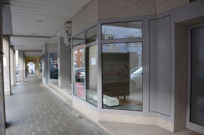 Crailsheim Ladenlokale, Ladenflächen