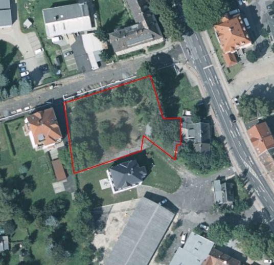 Baugrundstück am Stadtrand von Zittau