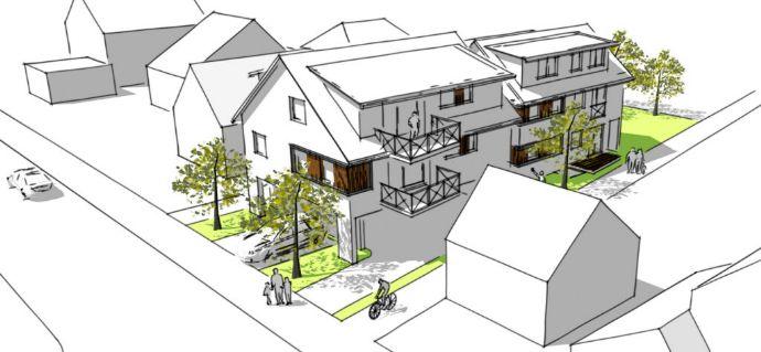 2-Zi.-Wohnung mit Garten Neubau