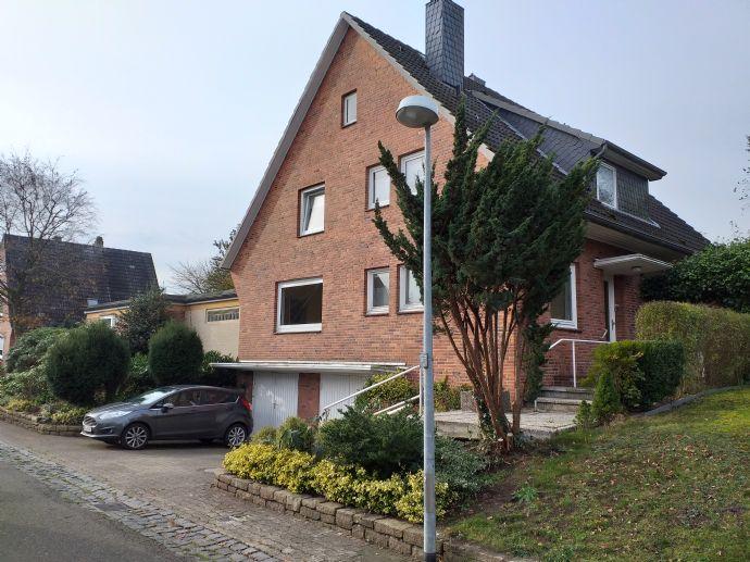 Zweifamilienwohnhaus in bevorzugter Wohnlage zwischen Eider und Nord-Ostsee-Kanal