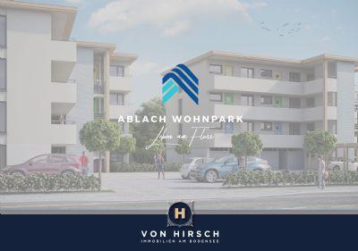 Bauprojekt ABLACH WOHNPARK - Leben am Fluss mit 49 Neubauwohnungen + Baugenehmigung