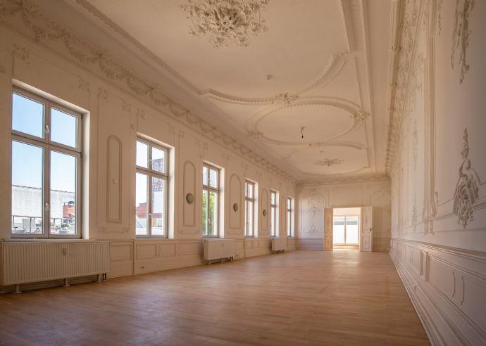 Wunderschöne 3-Zimmer-Wohnung im Herzen von Stralsund
