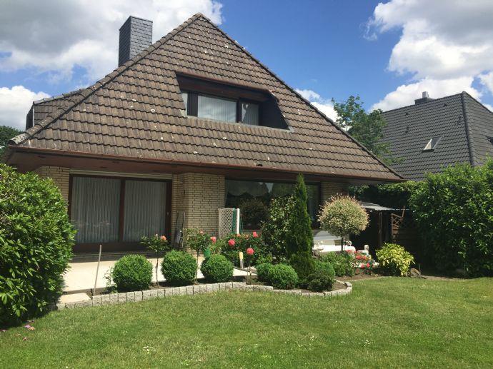 Einfamilienhaus auf sonnigem Grundstück in Appen