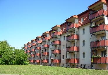 4-Zimmerwohnung mit Balkon in Gubener Oberstadt