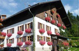 Ferienhof Wild - Ferienwohnung Alpenrose