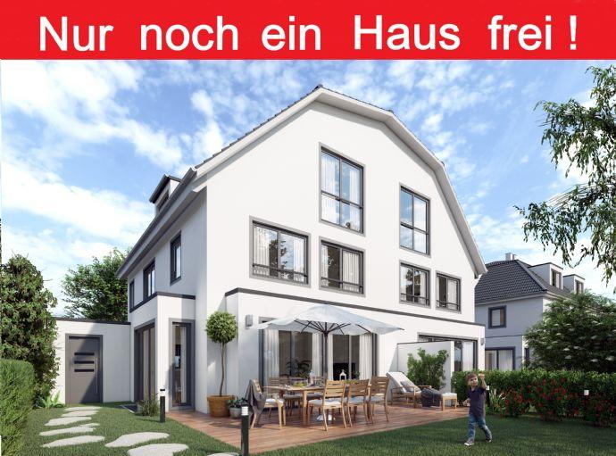Anspruchsvoll Wohnen - Großzügiges, elegantes Neubau-Doppelhaus in Hadern