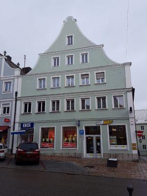 Donauwörth Ladenlokale, Ladenflächen
