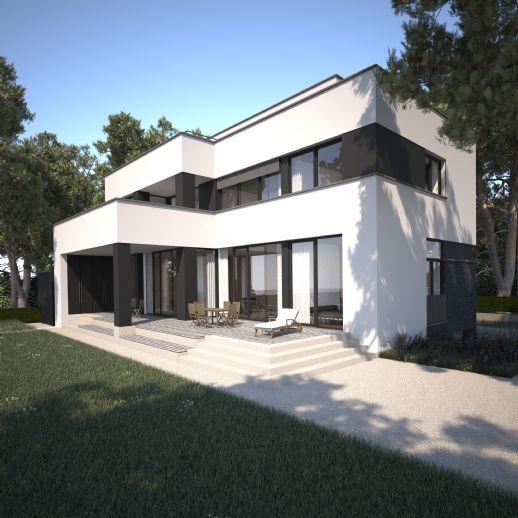 Design meet Funktionaltät - moderne Stadtvilla in Lankwitz