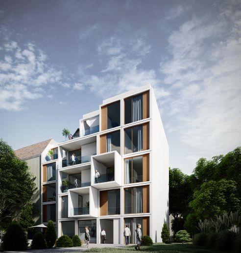 *Familienglück im Florakiez*: 6-Zimmerwohnung mit 2 Terrassen im ruhigen Gartenhaus