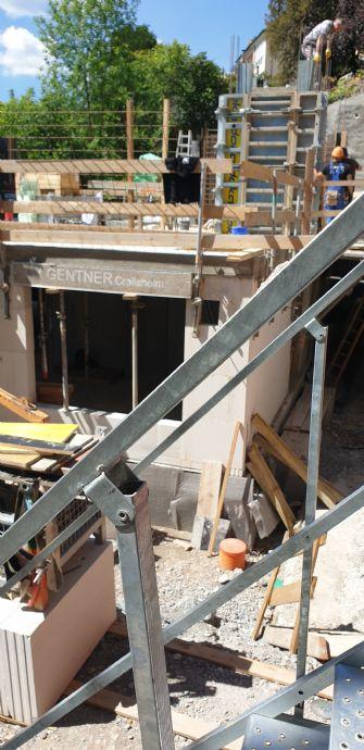 5 Zimmer Maisonette mit Balkon u. im Bau! -staatliche Förderung möglich Fertigstellung 2021