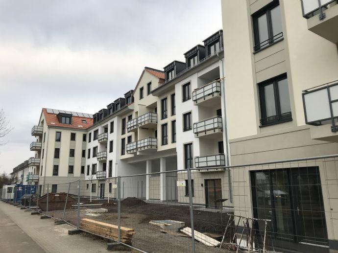 DIE HOFGÄRTEN in Leipzig-Lausen - wohnen wo andere Urlaub machen