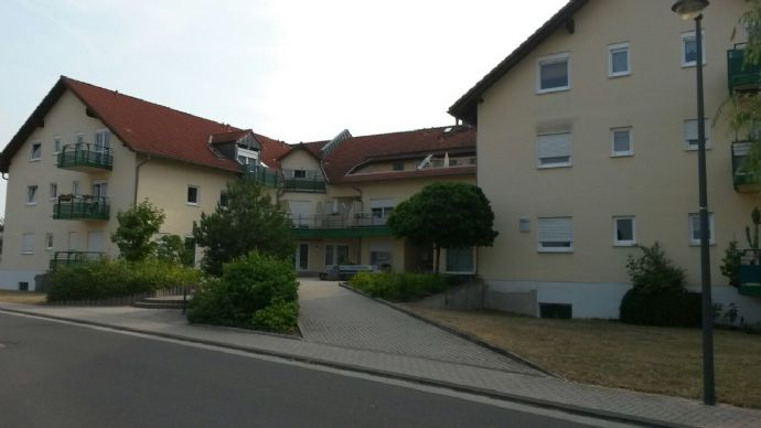 ruhige 1-Zimmer-Wohnung im DG; OT Döbbrick
