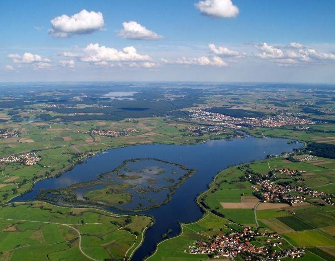 Günstige Bauplätze in Cronheim am schönen Altmühlsee