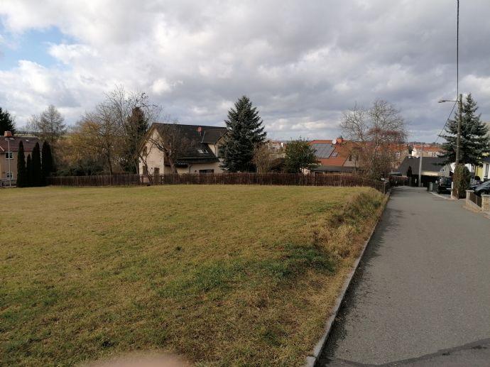 Hausbau-Grundstück 1894 m² in toller Lage nahe Werdau-Ruppertsgrün