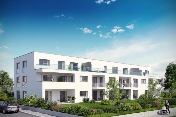 Eine wertbeständige Kapitalanlage: 2 Zi. - Neubauwohnung zur Vermietung