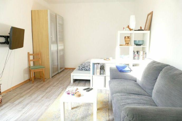1-Raum-Wohnung 27 qm, sofort frei