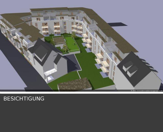 NEUBAUPROJEKT LÖWENKARREE Maisonette-Penthouse über den