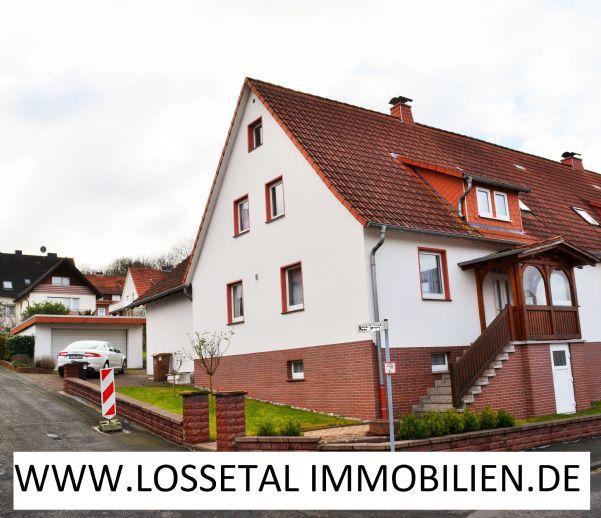 Gepflegtes 1-2 Familienhaus in bester Ortslage von Söhrewald-Wellerode