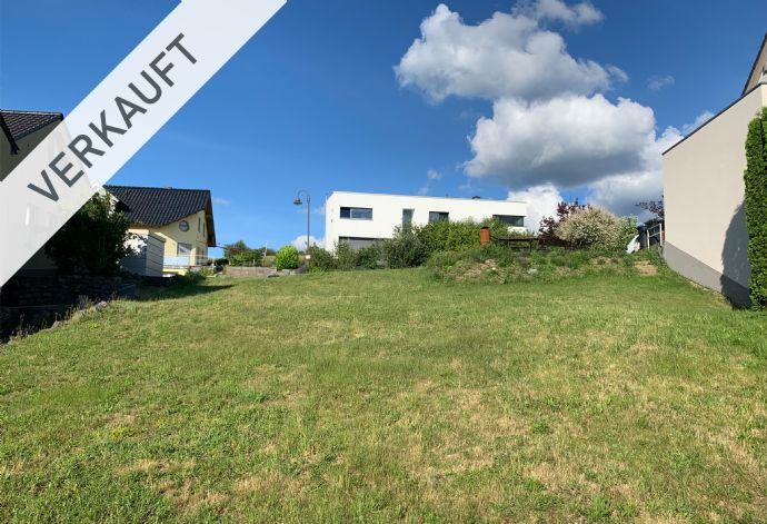 RESERVIERT!! Hockweiler: Ruhig gelegenes Grundstück mit Weitblick