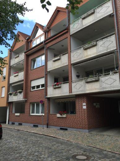 Helle 3 Zimmer Wohnung in der Innenstadt von Osnabrück (2 Balkone)