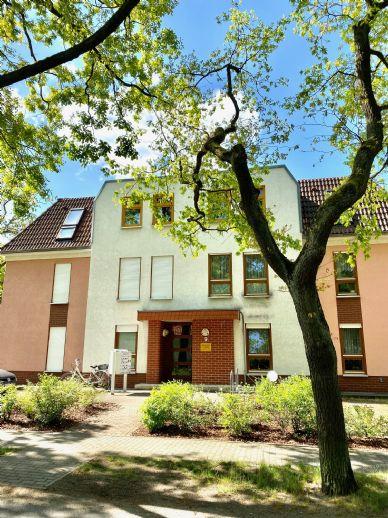 LEHNITZSEE-IMMOBILIEN: 2-Zimmer-Eigentumswohnung in Lehnitz