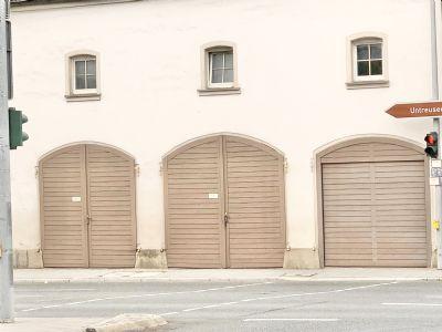 Hof Garage, Hof Stellplatz